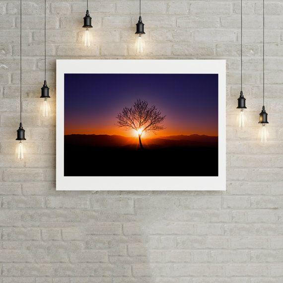 Guarda questo articolo nel mio negozio Etsy https://www.etsy.com/it/listing/507451927/tramonto-e-albero-della-vita-stampa-fine