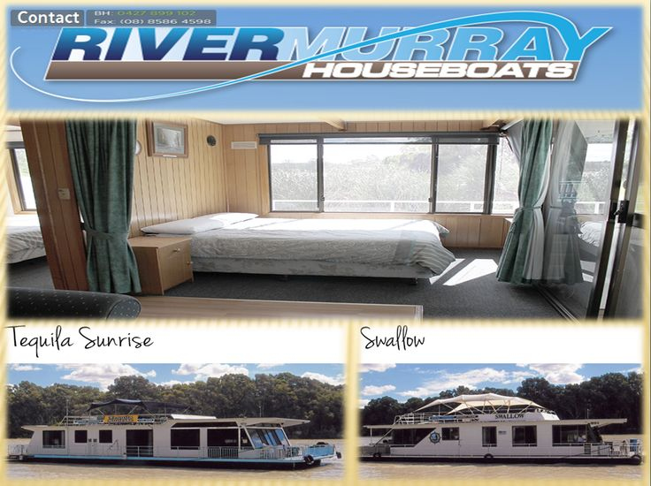 Take a boat trip along the famous Murray River with River Murray Houseboats. Since, 1994, we have been supplying quality houseboat holiday packages in the region. We ensure your houseboat holiday will be one to remember for lifetime.  Book our houseboats in advance!