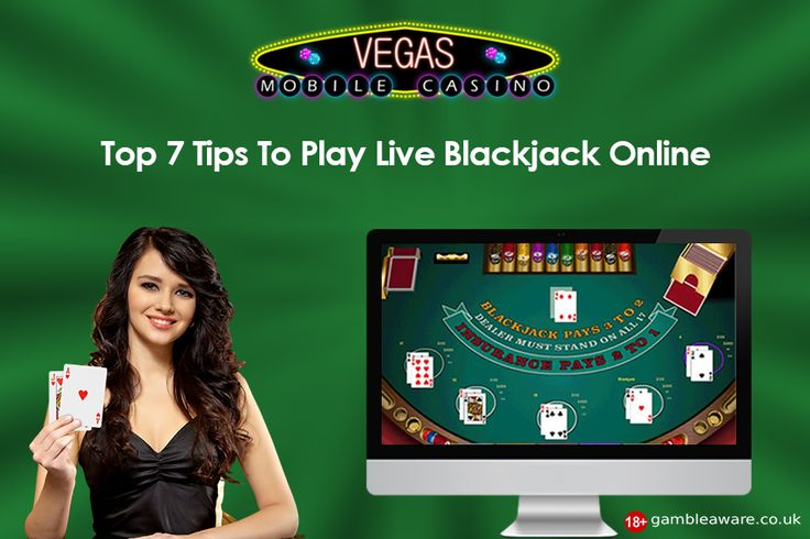 Love #Blackjack game? Here are the top 7 tips to play online Blackjack. These would certainly aid to give you a memorable Blackjack experience and increase the probability of winning https://www.vegasmobilecasino.co.uk/top-tips-play-live-blackjack-online/