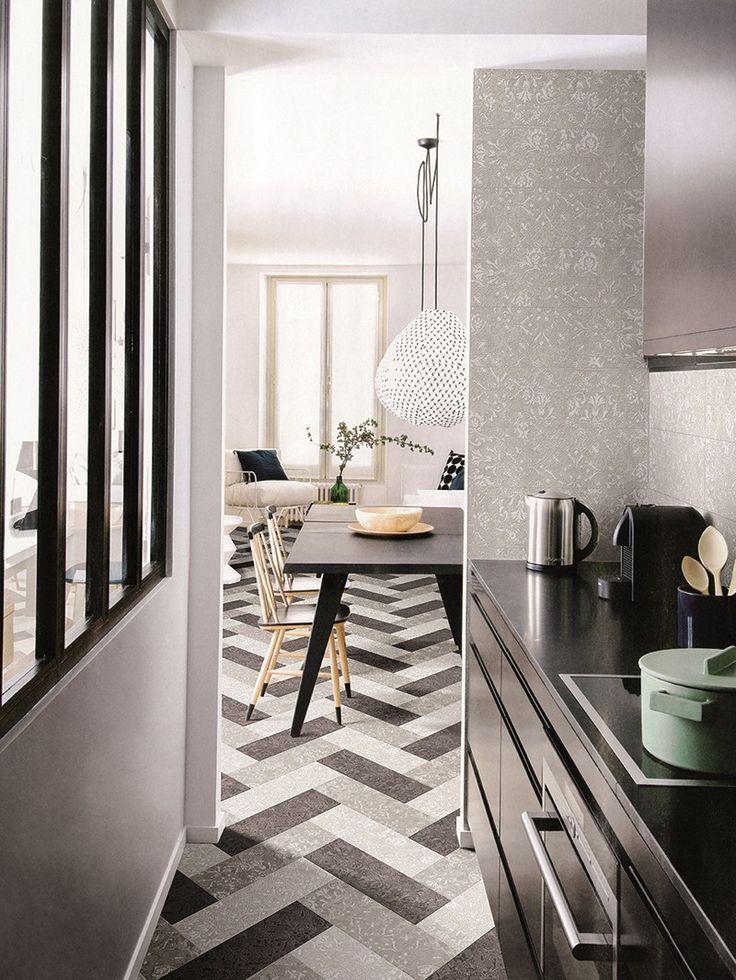 Porcelain stoneware wall/floor tiles BURANO - @unica_target
