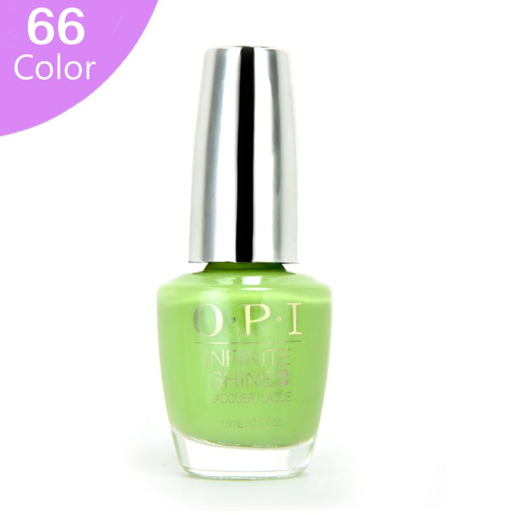 New Arrival 66 Color INFINITE SHINE opie Color Shellac Nail Polish Gelpolish Off LED UV Gel Polish Nail Top Base Coat 15ml