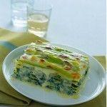 Scopri la ricetta perfetta per cucinare le lasagne alle erbe. Guarda gli ingredienti e la preparazione su Sale&Pepe.