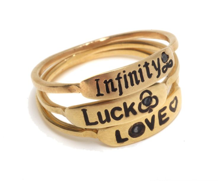 Best 25 Gold plated rings ideas on Pinterest