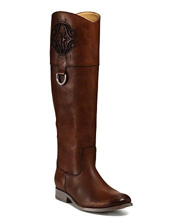 "Frye ""Melissa"" Riding Boots 