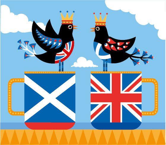 Mise en drapeau écossais britanniques amis par illustratoreye sur Etsy https://www.etsy.com/ca-fr/listing/204087065/mise-en-drapeau-ecossais-britanniques