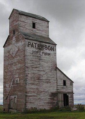 Paterson Hope FarmOld Buildings, Hope Farms, Paterson Hope, Beautiful Barns, Grains Elevator, Farms Buildings, Barns Obsession, Buildings Barns, Old Barns