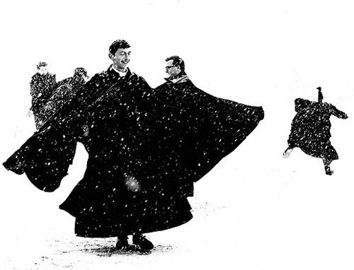 MARIO GIACOMELLI, 1953-63  kinda harry potter