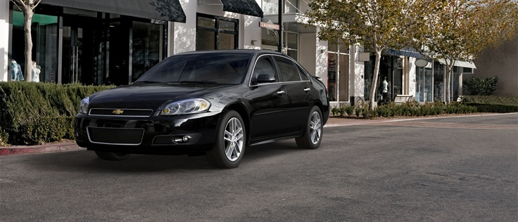 "The 2013 Chevrolet Impala LTZ shown  with fog lamps. A ""fav"" from the North American Int'l Auto Show"