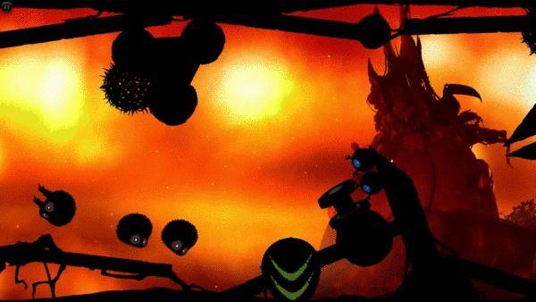 Badland - Atmospheric side-scrolling action adventure platformer