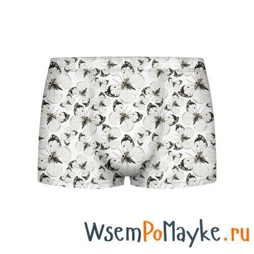 Мужские трусы 3D Цветы и бабочки 3 купить в интернет магазине WsemPoMayke.Ru http://wsempomayke.ru/product/pants_fullprint/1040020  Доставка по России курьером или почтой, оплата при получении. Посмотреть размеры и цену > http://wsempomayke.ru/product/pants_fullprint/1040020