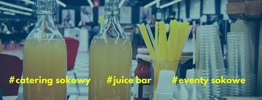 Owocni Catering Sokowy Eventy Sokowe Juicebar Imprezy firmowe Warsztaty