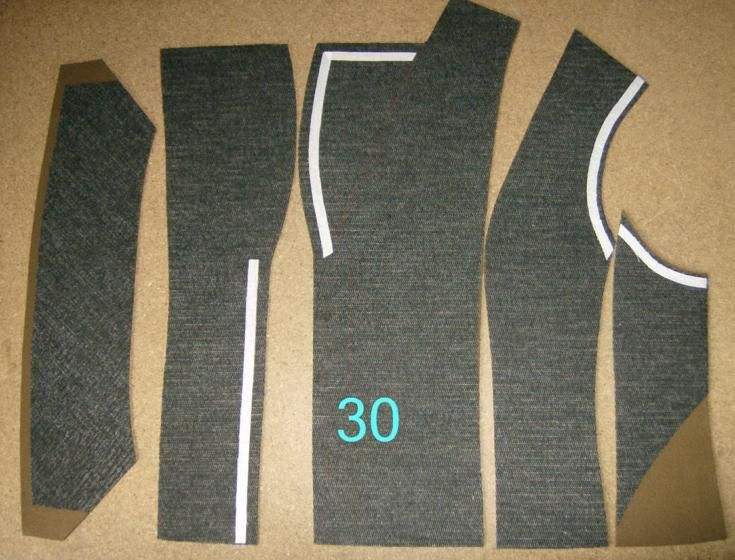 BCN - UNIQUE designer patterns: Sastrería (Tailoring)