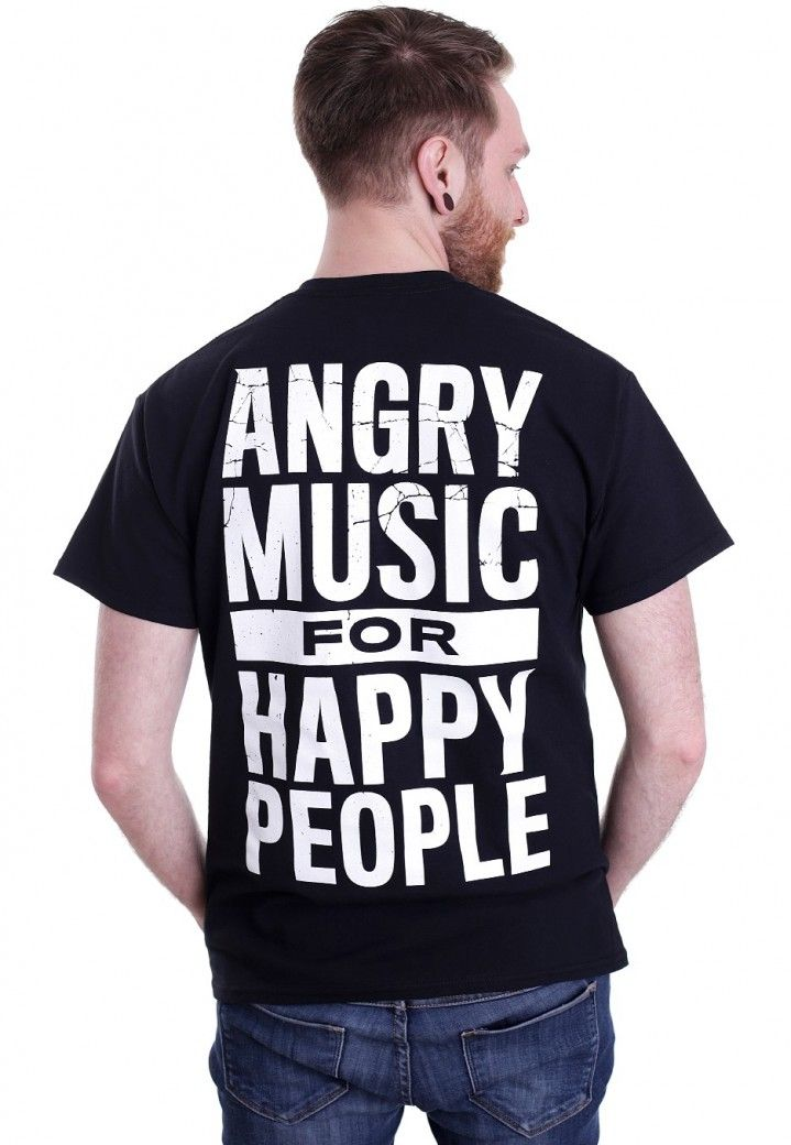 August Burns Red - Angry Music for Happy People