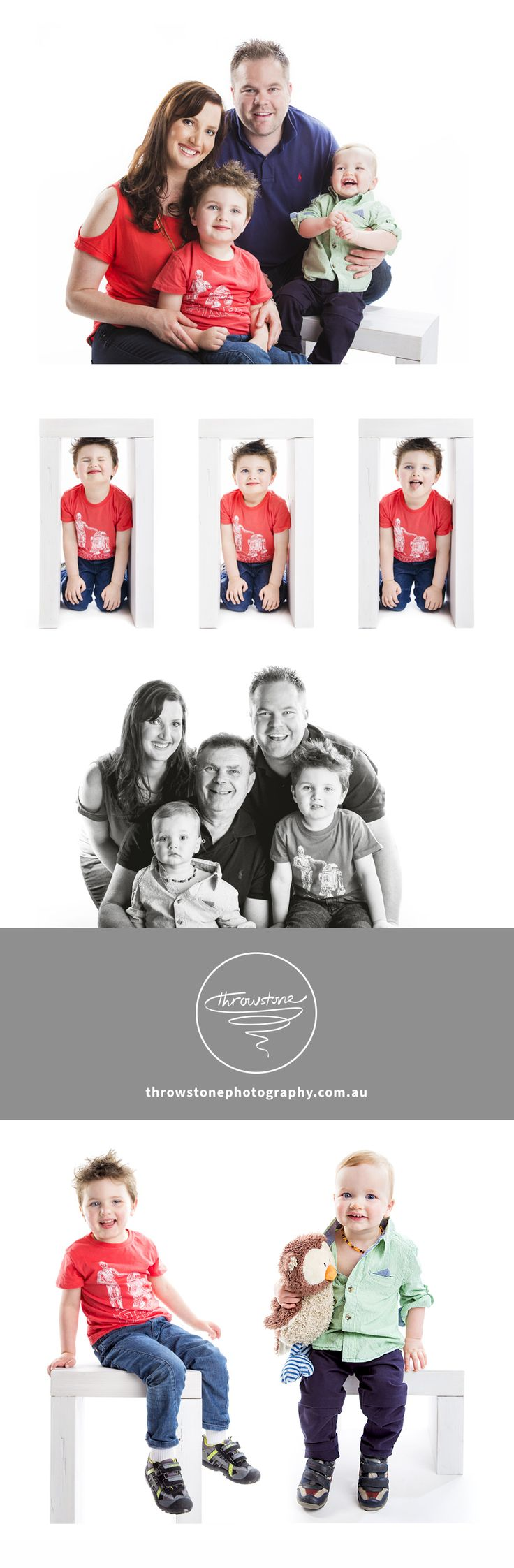 Here is the Fados Family! There wasn't a moment of stillness during our session but that's where the fun is! It was great to meet your family Chris and Leah, and I'm sure you'll enjoy viewing all the action shots we took!