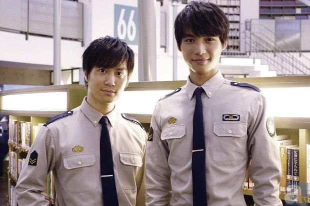 "Suzuki Tatsuhisa san, actor debut in the movie ""library war THE LAST MISSION"" decision"