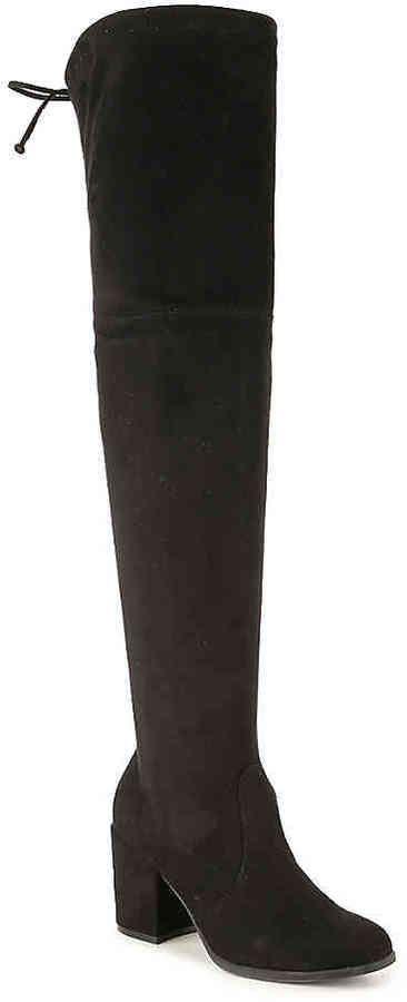 96f3307ea4a Unisa Women s Dedrii Over The Knee Boot