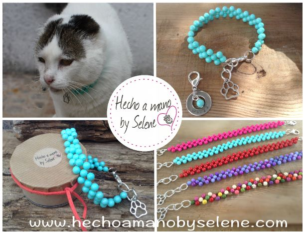 Collar #perro o #gato Bubble Gum Colores
