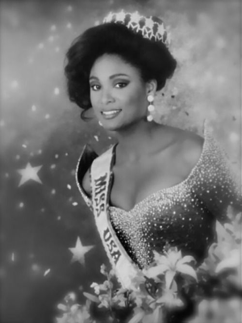 """Today In History 'Carole Gist was crowned """"Miss USA"""" on this date March 3, 1990. She is the first Black woman to win the pageant and the first Miss Michigan to win the title.' (photo: Carole Gist) - CARTER Magazine"""