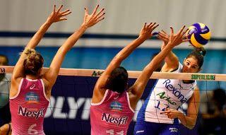 Blog Esportivo do Suíço:  Natália cresce, freia Osasco, e Rio força novo duelo por vaga na decisão