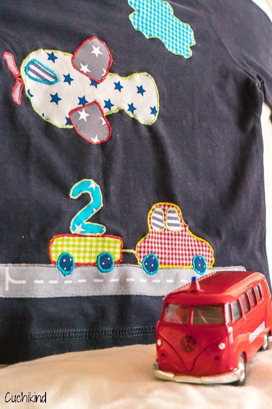 """""""Ich bin schon 2""""-Shirt"""
