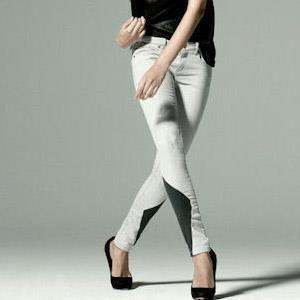 Парень узкие рваные джинсы гей