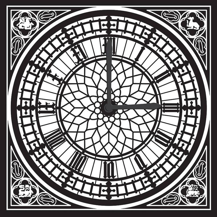 big ben face. I want to get a tattoo representing my time living in London.