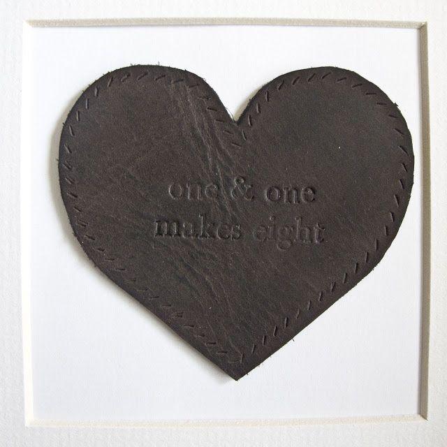 Leather Wedding Anniversary Gift
