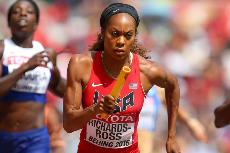 'I had an abortion days before running in the 2008 Olympics' | New York Post