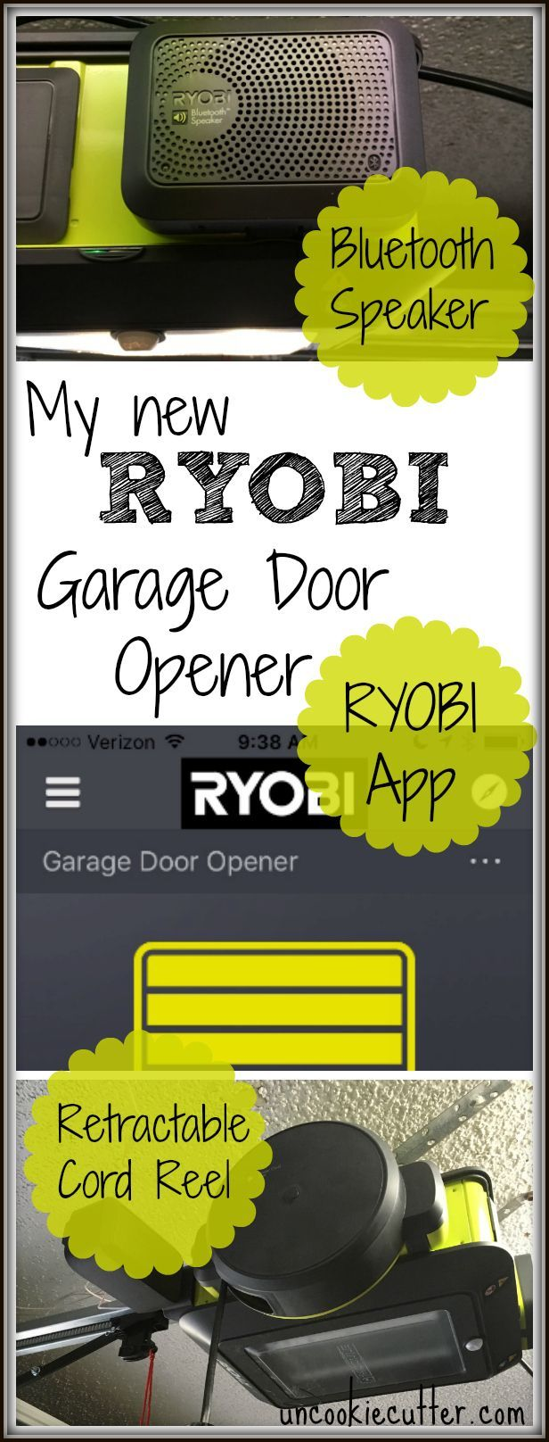 garage door opening on its ownBest 25 Garage door opener ideas on Pinterest  Diy garage