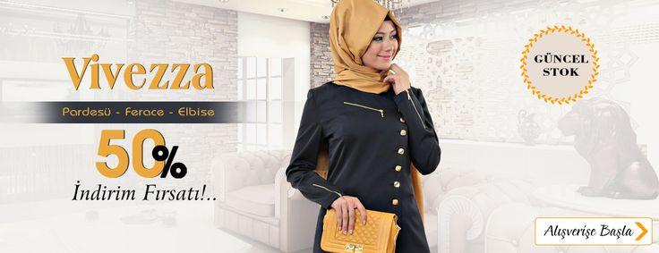 Giyimzade Tesettür - Tesettür Giyim - Elbise - Tunik - Etek - Bluz