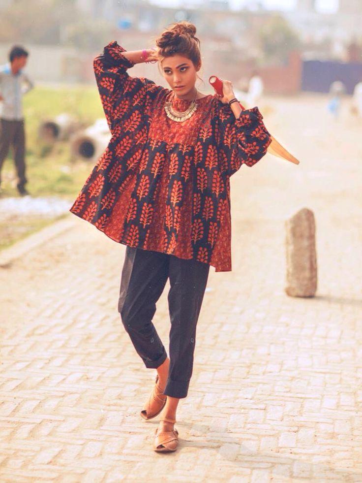 Pakistani fashion is everything. More