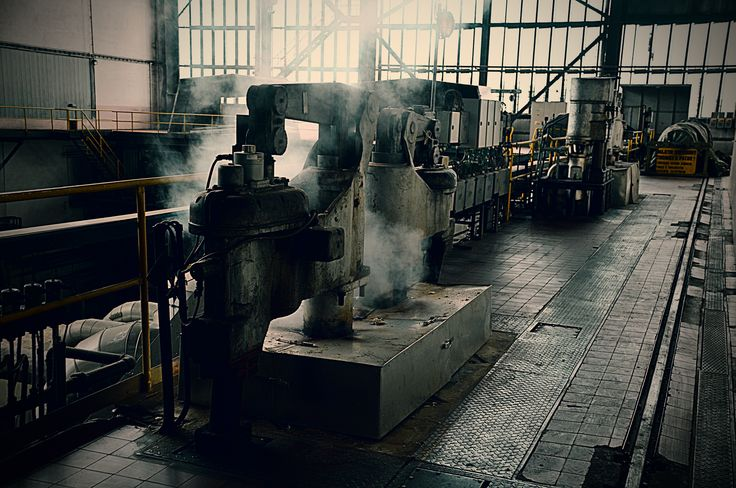 The plant in Chvaletice. Photos by Milan Drobek