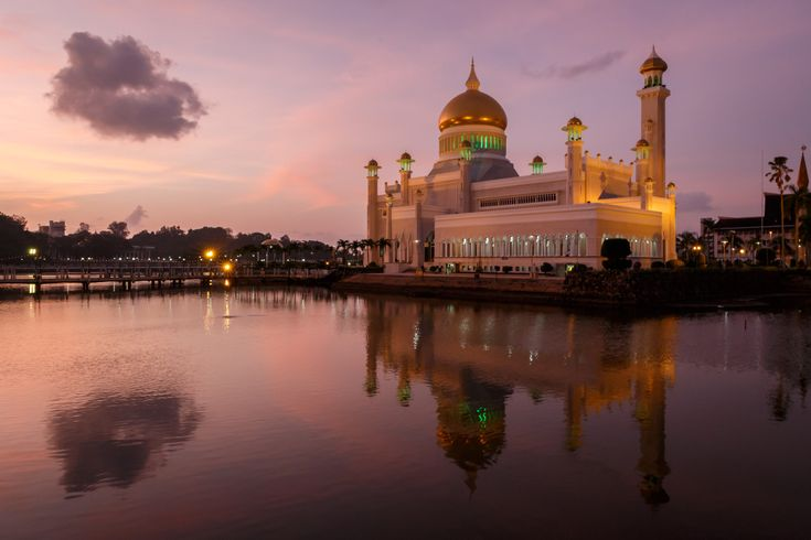 2 short days in Brunei