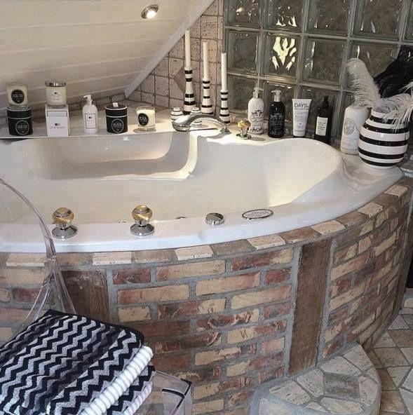 Bij het zien van deze badkuipen wil ik direct een bad! #4 is ongelofelijk! - Zelfmaak ideetjes