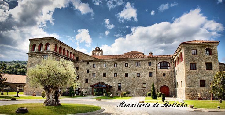 Monasterio de Boltaña. Huesca.