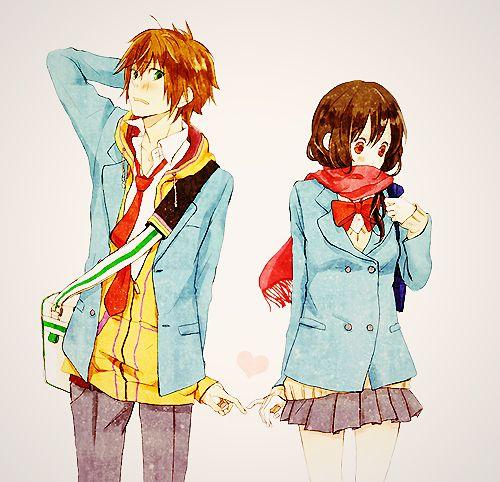 Manga Anime Romance Comics: 20 Best Images About Anime Couples On Pinterest