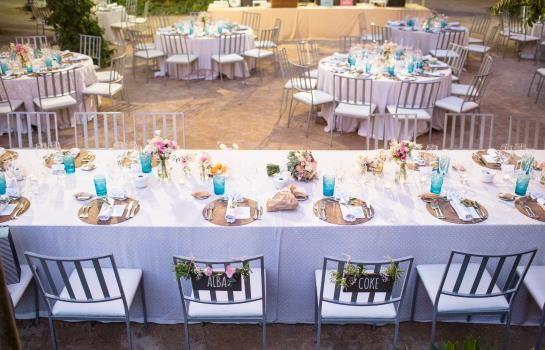 Una boda Albaricoque   Catering Cinco