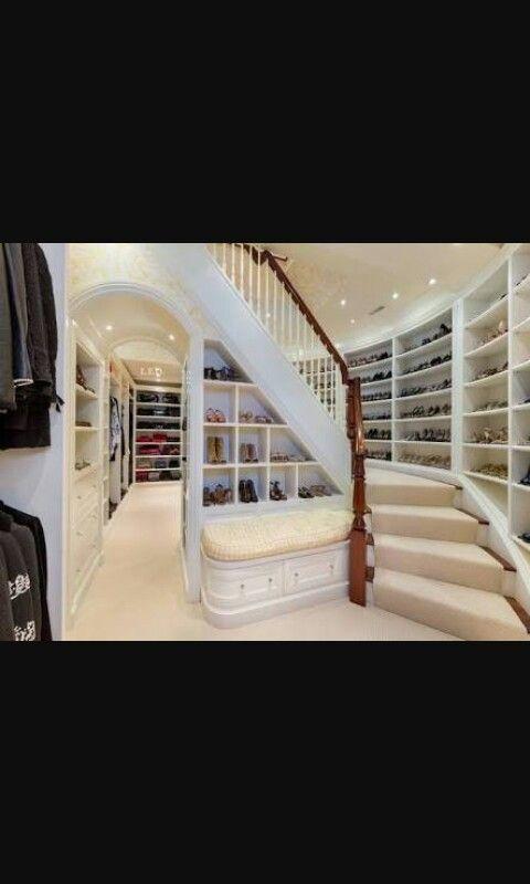 Closet luxuoso