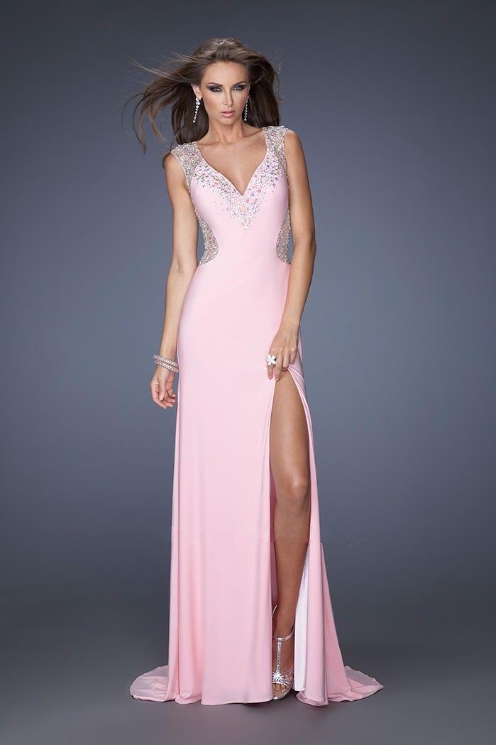 Mejores 29 imágenes de Vestido de Madrinha Rosa en Pinterest   Color ...