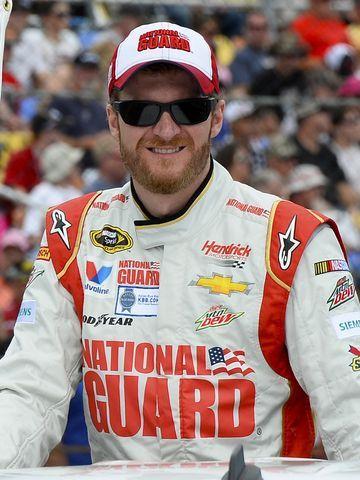 WOOOHOOOOOO!   Dale Earnhardt Jr. won the Daytona 500 for the second time in his career late Sunday night.