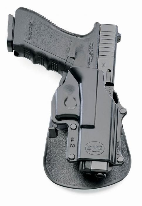 glock holsters | Fobus Holster: GLOCK 17/19/22/23/31/32/34/35 PADDLE HOLSTER