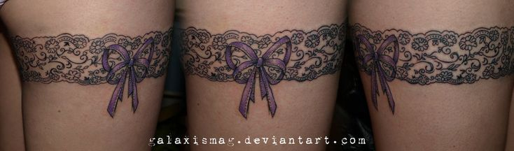 31 best images about garter tattoo on pinterest garter for Garter tattoo templates