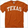 i like to wear texas longhorn gear when im just relaxing or going to sporting events.