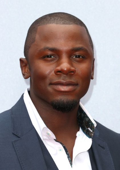 derek luke | Derek Luke Actor Derek Luke attends the 2013 BET Awards at Nokia ...
