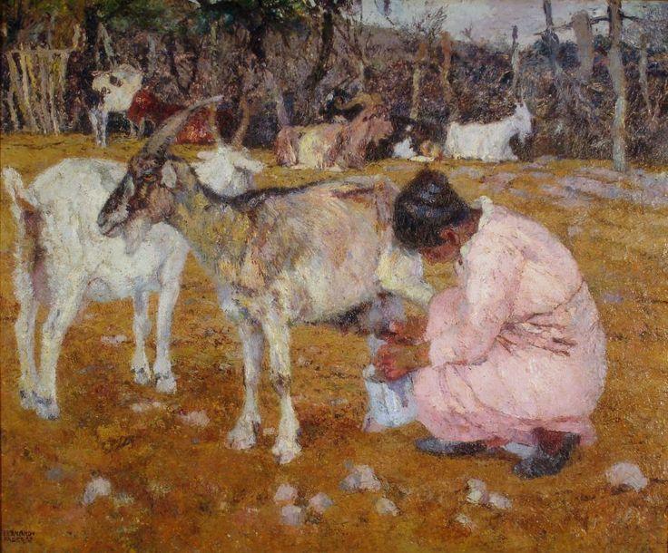 El corral de las cabras