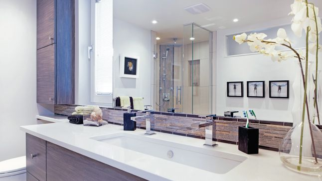 38 best House images on Pinterest Bathroom, Small shower room and