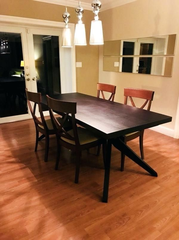 Dwr Dining Table Cross Extension Table Dwr Lance Dining Table