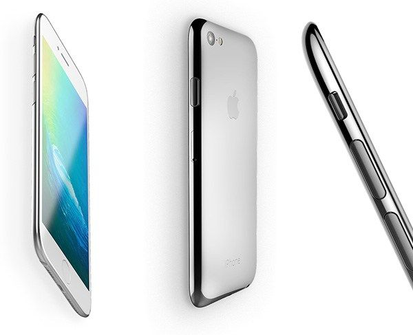 Amazing New iPhone 7 Concept Inspired By The iPod touch And iPhone 3G