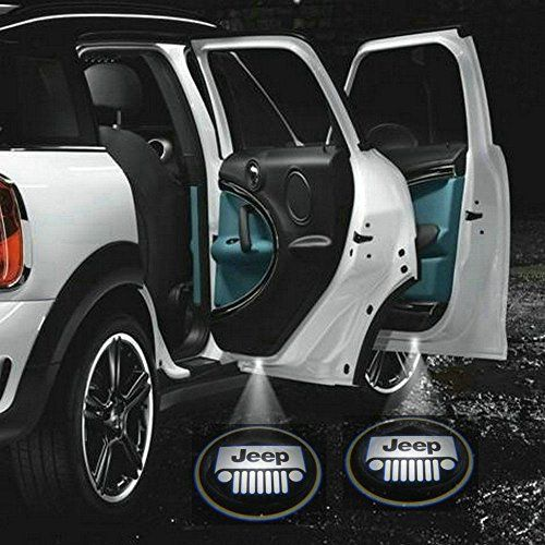 Jeep Grille Logo LED Jeep Laser Projectors