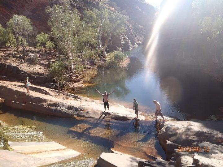 Karajini National Park, Western Australia.